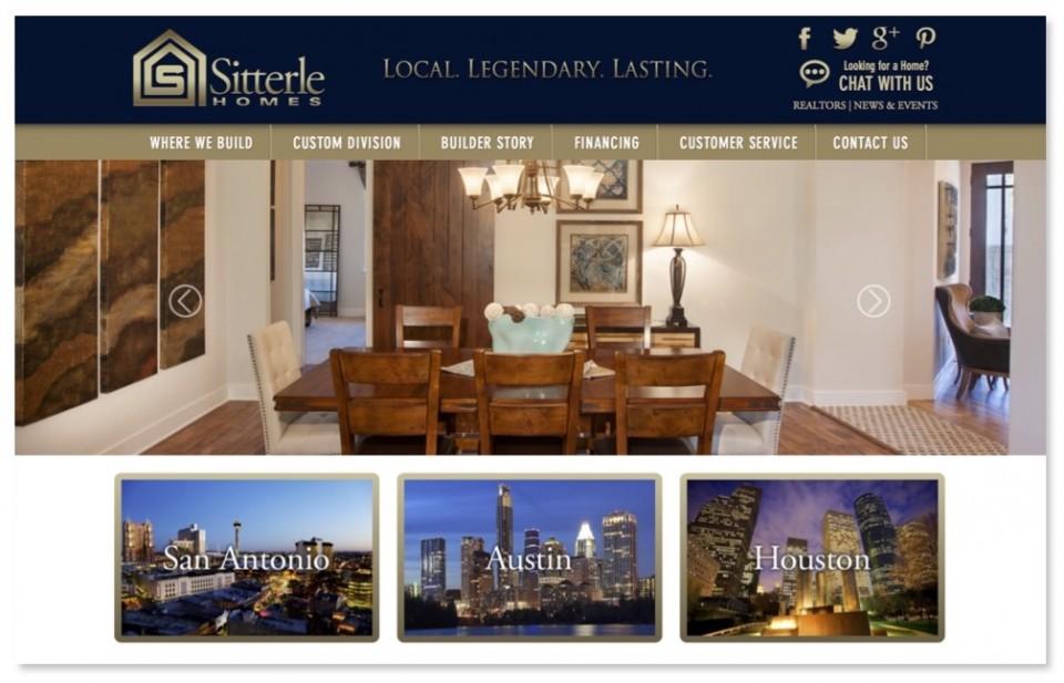 Sitterle Homepage