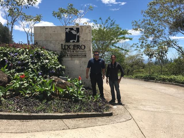 Robert Cowes & Bruno Sanchez Lucero Country Club