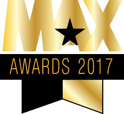 MAX Awards 2017 Logo