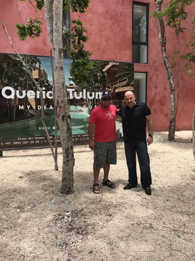 Robert & Luis Simca