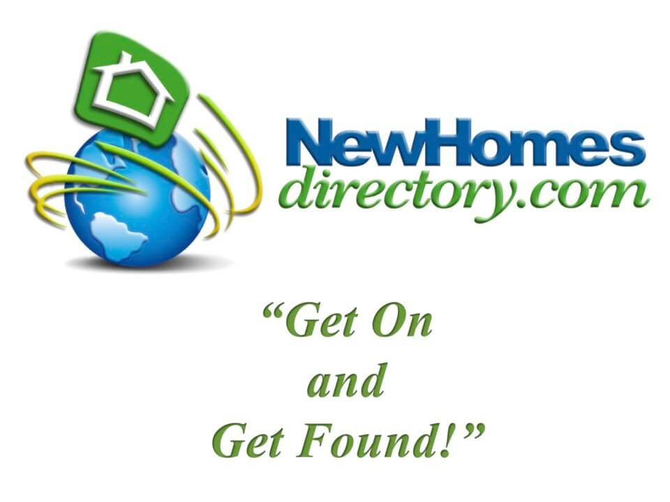 Get On Get Found New Homes Directory