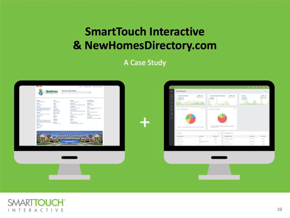SmartTouch & New Homes Directory Case Study