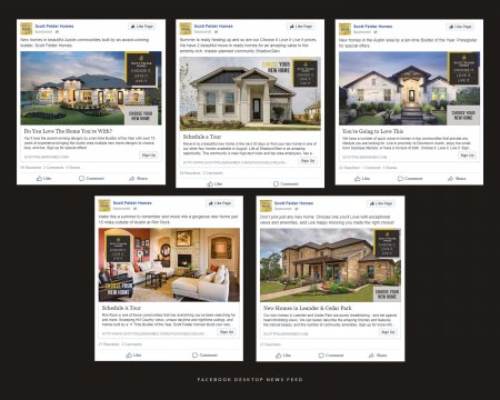 Scott Felder Homes Choose It Love It Live It Facebook Ads