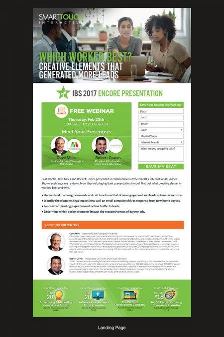 SmartTouch Best Creative Webinar