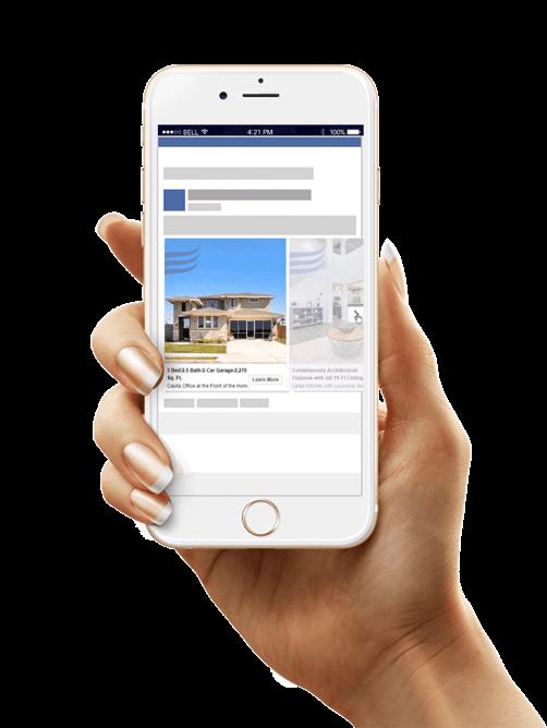 Facebook Real Estate Marketing Carousel Ads