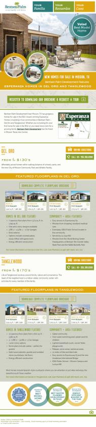 Facebook Real Estate Marketing Landing Page