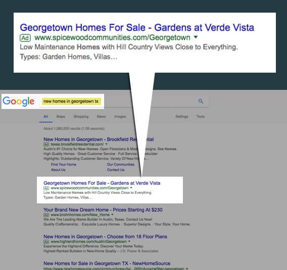 Real Estate Google Adwords