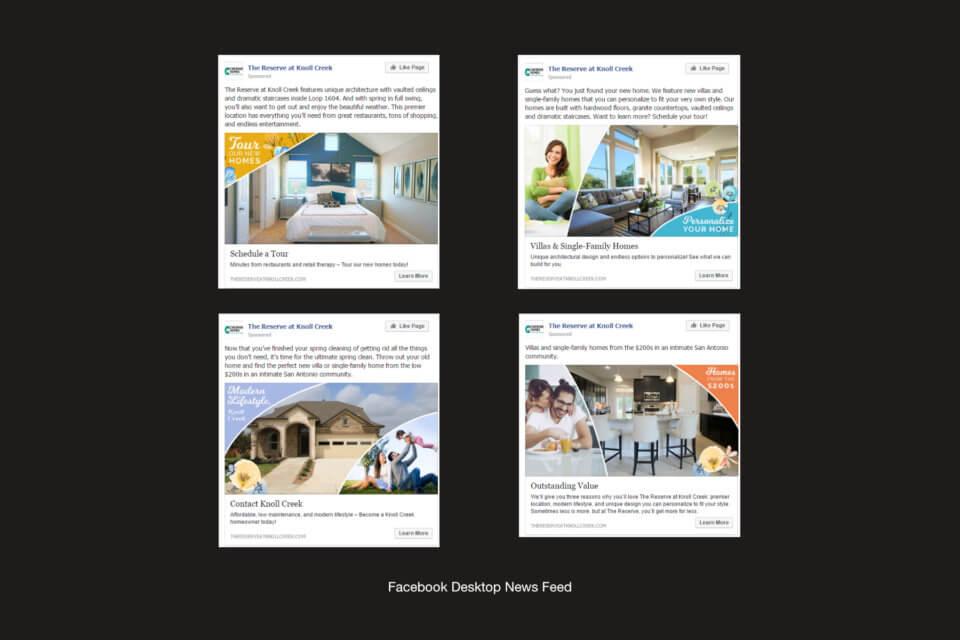 Best Social Media Marketing Volume Builder Chesmar Homes