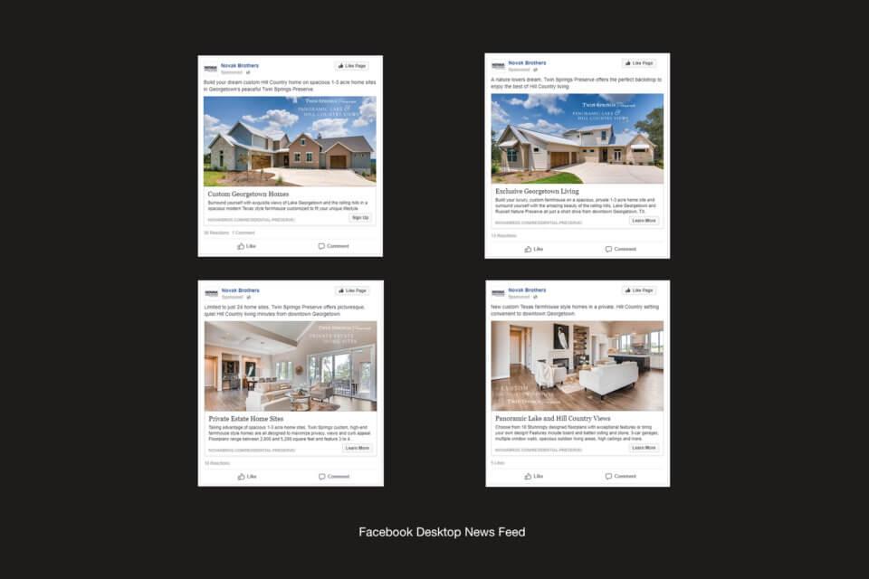 Best Home Building Marketing Creative 4