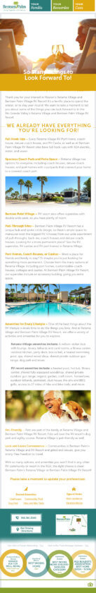 best home builder email marketing drip 3