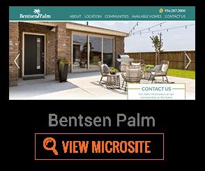 Bentsen Palm website example