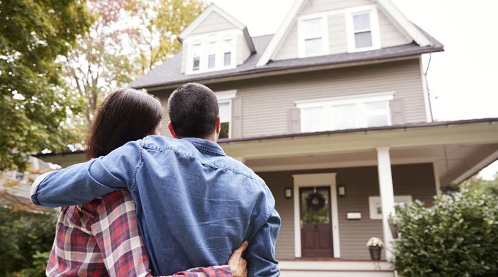 home builder microsites target