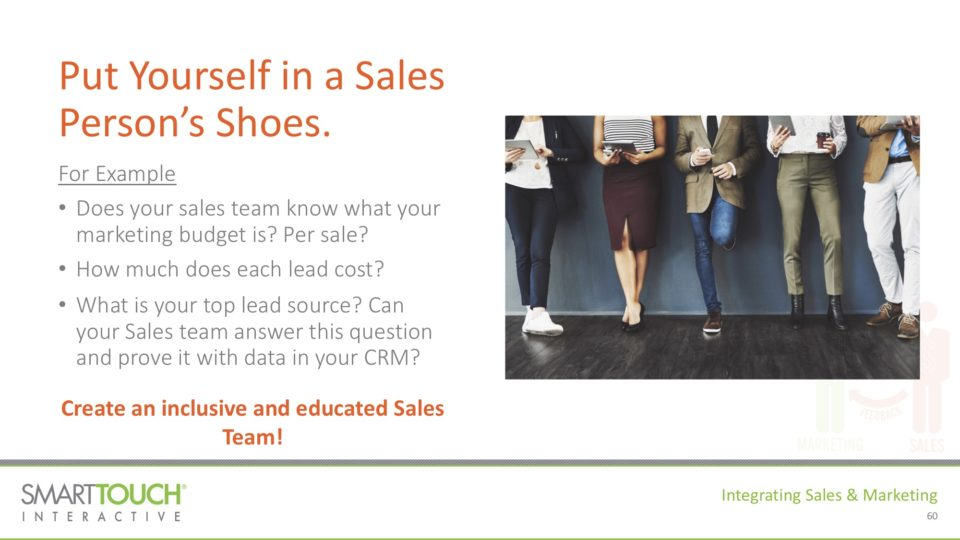 sales and marketing presentation slide 3