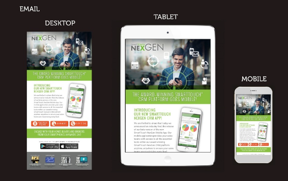SmartTouch®Interactive, Home Buyer Lead Management NextGen Mobile App