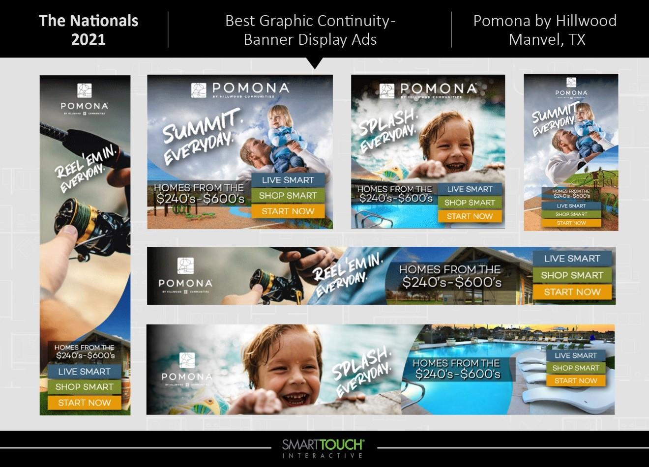Pomona - Best Brand Continuity