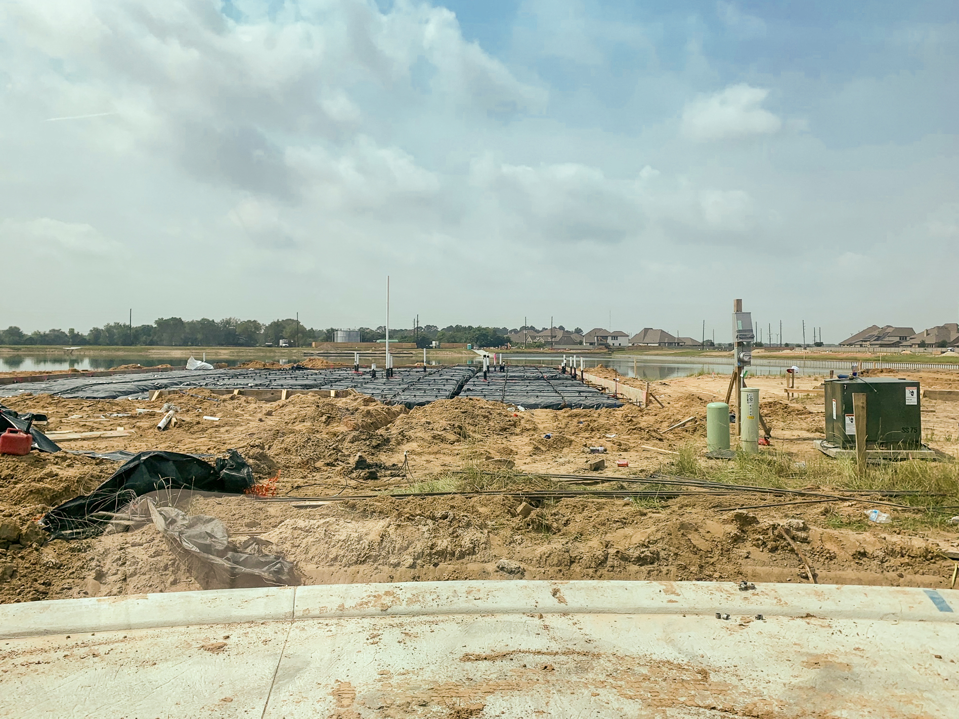 Pomona Construction in Manvel Texas