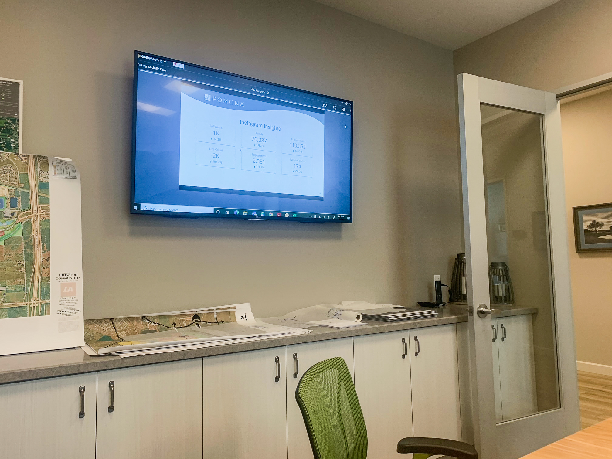 SmartTouch Interactive at Pomona