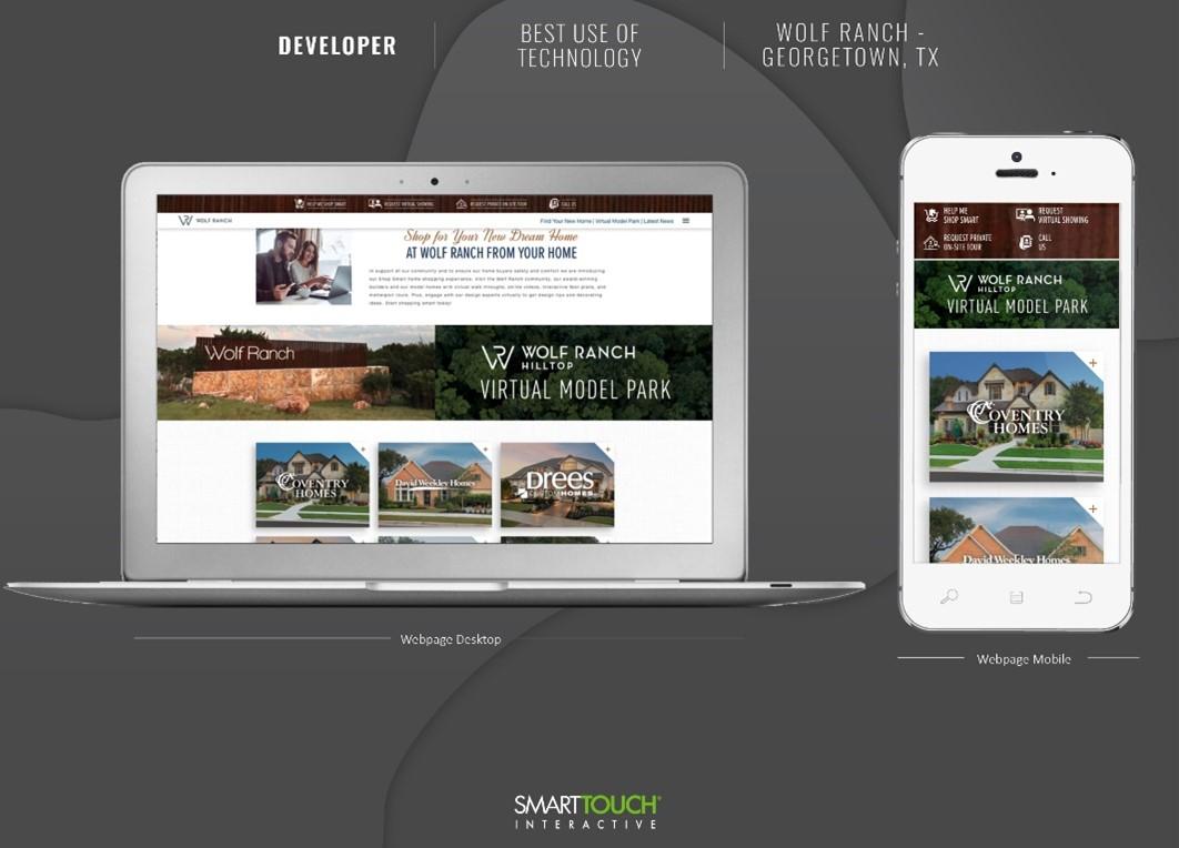Virtual Model Home Park